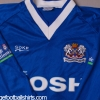 1999-00 Peterborough Match Issue Home Shirt Wicks #5 L/S XL