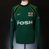 1999-00 Peterborough Match Issue GK Shirt Woodman #41 L/S XL