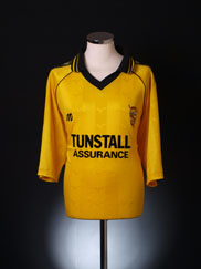 1999-00 Port Vale Away Shirt L