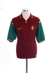 1999-00 Portugal Home Shirt L