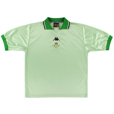 1999-00 Real Betis Away Shirt XL