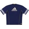 1999-00 Real Madrid adidas Training Shirt XL