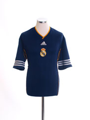 1999-00 Real Madrid Training Shirt M