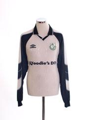 1999-00 Shamrock Rovers Away Shirt L/S *BNWT* L