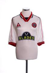 1999-00 Sheffield United Away Shirt L