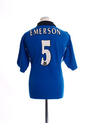 1999-00 Sheffield Wednesday Home Shirt Emerson #5 *Mint* M