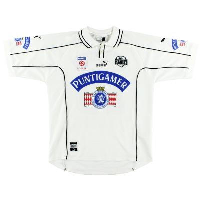 1999-00 Sturm Graz Home Shirt XL