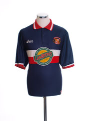 1998-99 Sunderland Away Shirt XXL