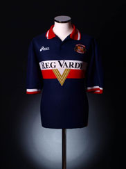 1999-00 Sunderland Away Shirt XXL