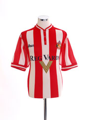 1999-00 Sunderland Home Shirt XL