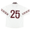 1999-00 Torino Player Issue Away Shirt #25 L/S XS