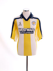 1999-00 Torquay Home Shirt L