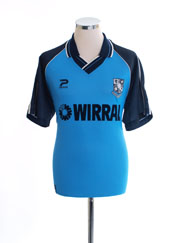 Tranmere Rovers  Away tröja (Original)