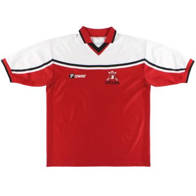 1999-00 Trinidad & Tobago Home Shirt XL