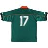 1999-00 Venezia Player Issue Third Shirt #17 XL