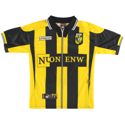 1999-00 Vitesse uhlsport Home Shirt M