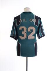 1999-00 Werder Bremen Home Shirt Ail on #32 M