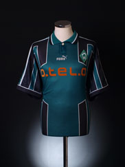 1999-00 Werder Bremen Home Shirt XXL
