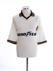 1999-00 Wolves Away Shirt XL