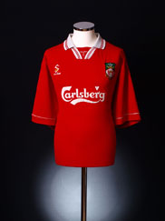 1999-00 Wrexham Home Shirt XL