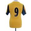 1999-01 Arsenal Away Shirt #9 L.Boys