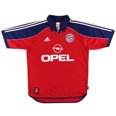 1999-01 Bayern Munich Home Shirt XL