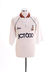 1999-01 Bradford City Away Shirt L