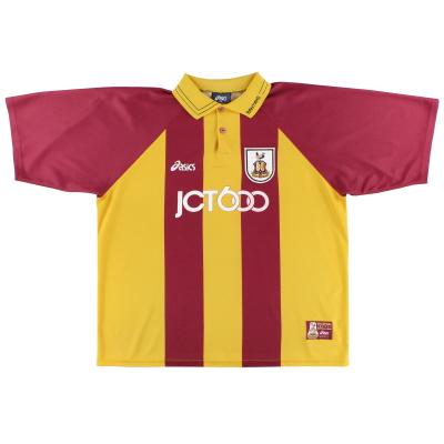 1999-01 Bradford City Home Shirt XXL
