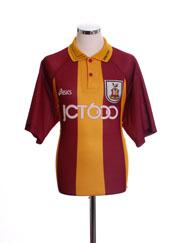 1999-01 Bradford Home Shirt M