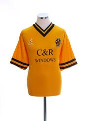 1999-01 Cambridge United Home Shirt L