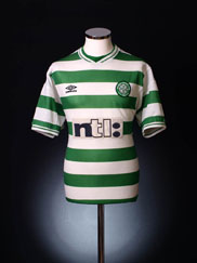 1999-01 Celtic Home Shirt XL