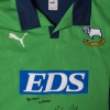 1999-01 Derby County Signed Goalkeeper Shirt Oakes #24 XL