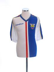 1999-01 Ecuador Away Shirt XL