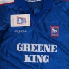 1999-01 Ipswich Punch Home Shirt *w/tags* XL