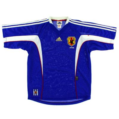 1999-01 Japan Home Shirt L