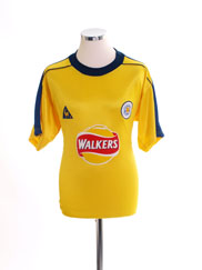 1999-01 Leicester Third Shirt M