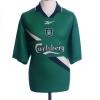 1999-01 Liverpool Away Shirt Barmby #20 M