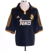 1999-01 Real Madrid Away Shirt Raul #7 M