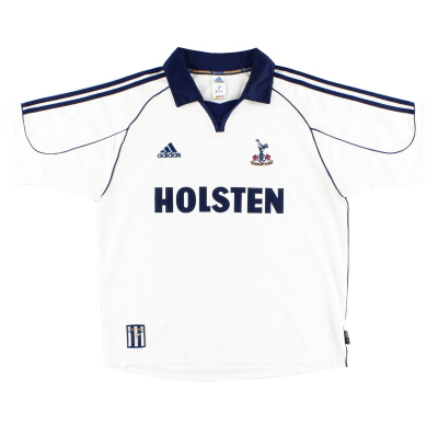 1999-01 Tottenham adidas Home Shirt XL