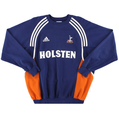 1999-01 Tottenham adidas Training Jumper L