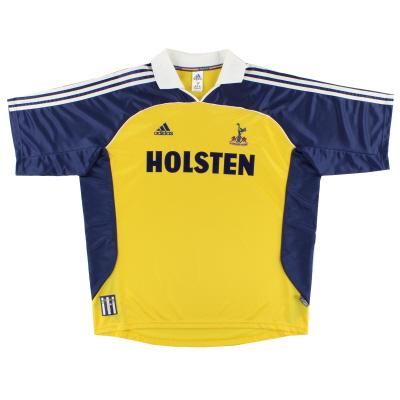 1999-01 Tottenham adidas Away Shirt L