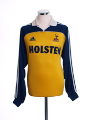 1999-01 Tottenham Away Shirt L/S L