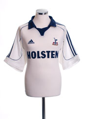 1999-01 Tottenham Home Shirt L