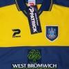 1999-01 West Brom Away Shirt *BNWT* L