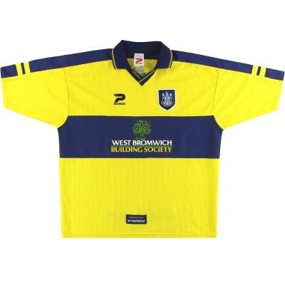 1999-01 West Brom Patrick Away Shirt XXL