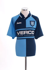 1999-01 Wycombe Wanderers Home Shirt L