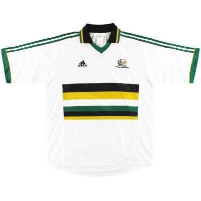 1999-02 South Africa adidas Home Shirt XL
