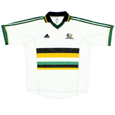 1999-02 South Africa Home Shirt L