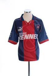 1999 Cerro Porteno Home Shirt *Mint* XL