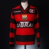 1999 Flamengo Home Shirt #11 L/S M